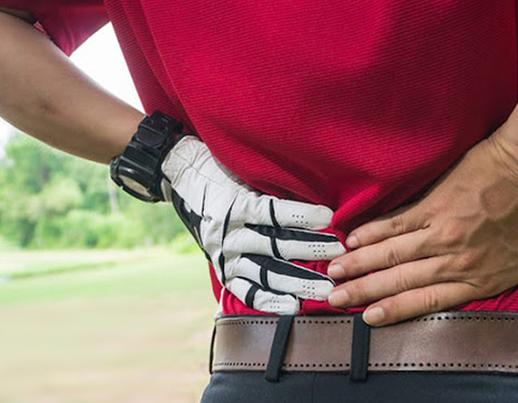 Read more about the article Back Pain In Golf Causes And Best Treatment Options