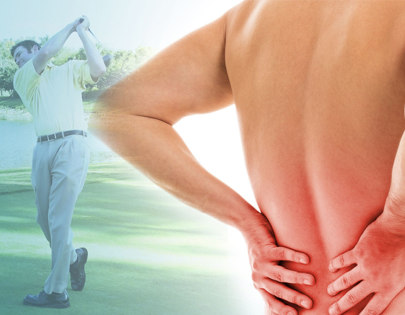 Read more about the article Golfers' Back Pain Treatment