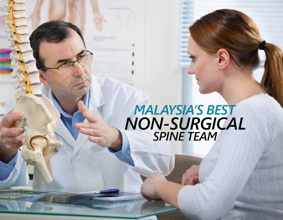 Read more about the article Neck Pain And Slip-Disc Treatment Without Injection Or Surgery