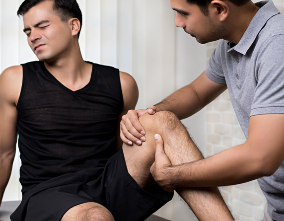 Read more about the article Inner Thigh Pain And Adductor Muscle Strain Treatment