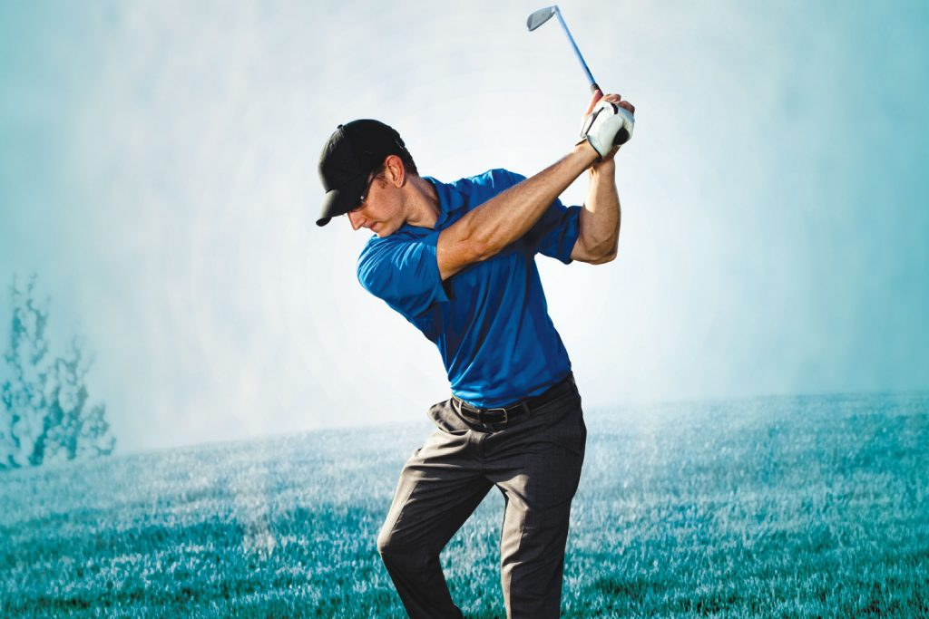 Cure golfer's back pain in KL, Malaysia