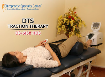 DTS Therapy: Advanced Spinal Traction By Physiotherapists